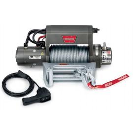 Лебёдка электрическая 12V WARN XD9000i высокоскоростная