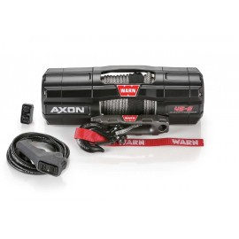 Лебёдка для квадроцикла WARN AXON 45-S с синтетическим тросом