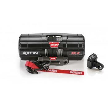 Лебёдка для квадроцикла WARN AXON 35-S с синтетическим тросом
