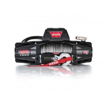 Лебёдка электрическая WARN VR EVO 8-S (синтетика)