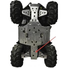 Защита заднего редуктора Rival для Suzuki KingQuad LT-A750/LT-A500 2011-, 4.5501.1-3