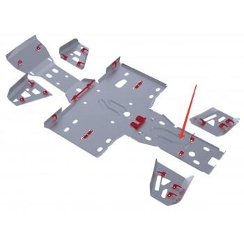 Защита заднего редуктора Rival для BaltMotors Jumbo 700 MAX 2012-, 4.8501.2-3