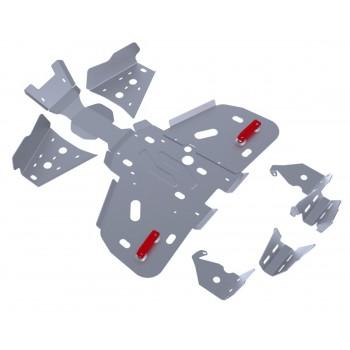 Комплект защит днища Rival для BRP (Can-Am) Outlander ATV 400 2011-, 444.7203.2