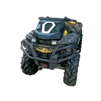 Вынос радиатора (с комплектом шноркелей) Rival для BRP (Can-Am) Outlander ATV 1000/800/650/500 G2 2012-, 444.7240.1