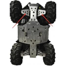 Защита передних рычагов Rival для Suzuki KingQuad LT-A750/LT-A500 2011-, 4.5501.1-4