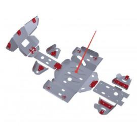 Защита картера и порогов Rival для Yaguzi ATV DF700 2012-, 4.8101.1-3