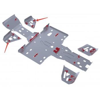 Защита передних рычагов Rival для BaltMotors Jumbo 700 MAX 2012-, 4.8501.2-4