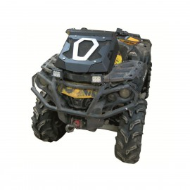 Вынос радиатора Rival для BRP (Can-Am) Outlander ATV 1000/800/650/500 G2 2012-, 444.7241.1
