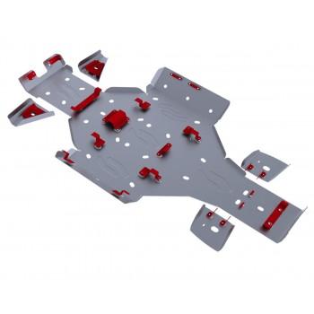 Комплект защит днища Rival для Artic Cat UTV Prowler 700 HDX 2011-, 444.7305.1