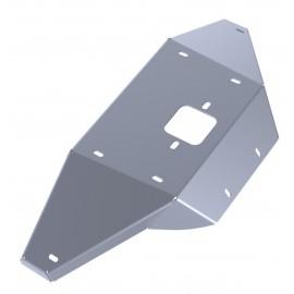 Бампер передний Rival для RM Gamax AX 600 2010-, 444.7702.1