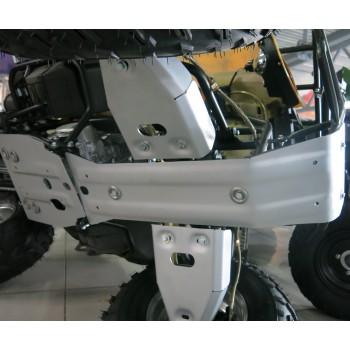 Комплект защит днища Rival для Irbis ATV 200U 2014-, 444.9803.1