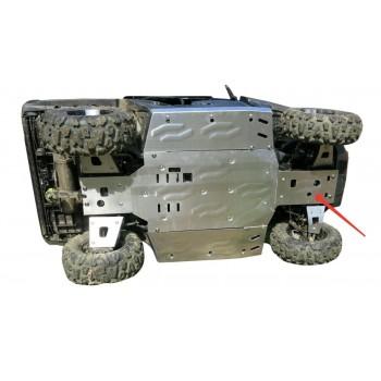 Защита переднего редуктора Rival для CF Moto UTV Tracker 800 2013-2014, CF.0071-1