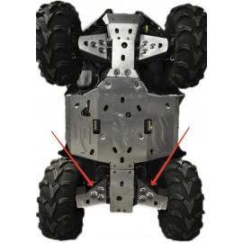 Защита задних рычагов Rival для Suzuki KingQuad LT-A750/LT-A500 2011-, 4.5501.1-5