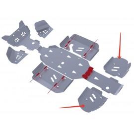 Защита задних рычагов Rival для Kawasaki ATV KVF-750/650 2011-2012, 4.6901.1-7