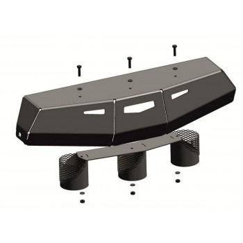 Комплект шноркелей Rival для BRP (Can-Am) Outlander ATV 1000/800/650/500 G2 2012-, 444.7242.1