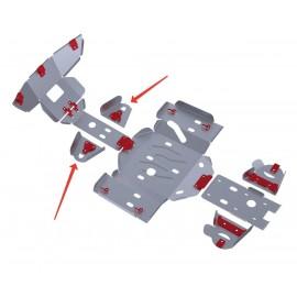 Защита передних рычагов Rival для Yaguzi ATV DF700 2012-, 4.8101.1-5