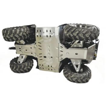 Комплект защит днища Rival для CF Moto ATV X8 2012-, 444.6816.2