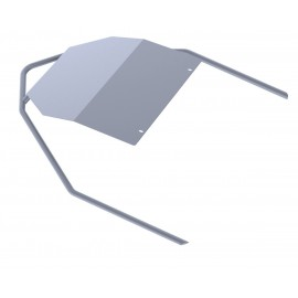 Бампер передний Rival для RM Тайга Варяг 550/Классика/Лидер/Спутник 2011-, 444.7709.1