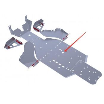 Защита картера Rival для BRP (Can-Am) Commander 1000 2011-2014, 4.7204.2-2