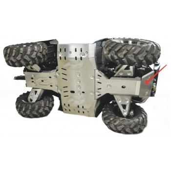 Бампер передний Rival для CF Moto ATV X8 2012-, CF.0012-1