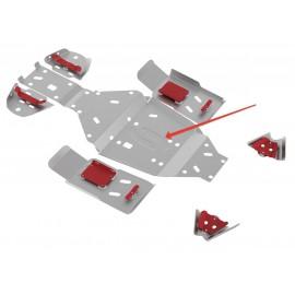 Защита картера Rival для Stels ATV 500 GT 2010-, 4.6707.3-1
