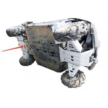 Защита заднего редуктора Rival для Yamaha UTV Viking 2013-, 4.7112.2-2