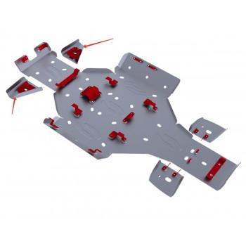 Защита передних рычагов Rival для Artic Cat UTV Prowler 700 HDX 2011-, 4.7305.1-4