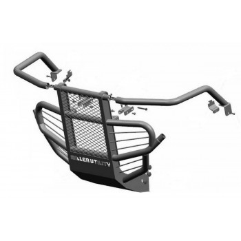 Бампер передний (БуллБар) Rival для Honda TRX 420/500 IRS 2014-, 444.2113.1