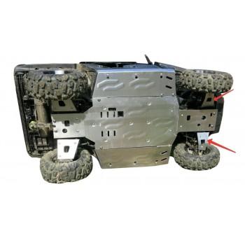 Защита передних рычагов Rival для CF Moto UTV Tracker 800 2013-2014, CF.0071-5