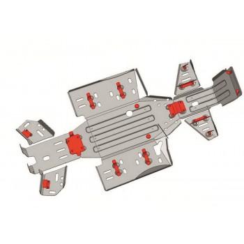 Комплект защит днища Rival для CF Moto ATV X6/X5 2011-, 444.6810.2