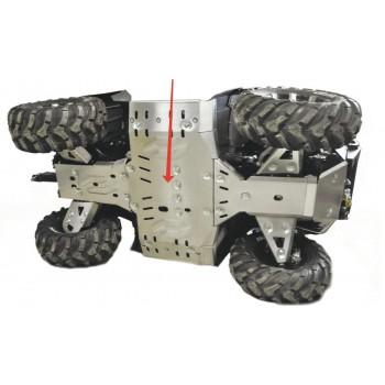 Защита картера и порогов Rival для CF Moto ATV X8 2012-, CF.0012-3