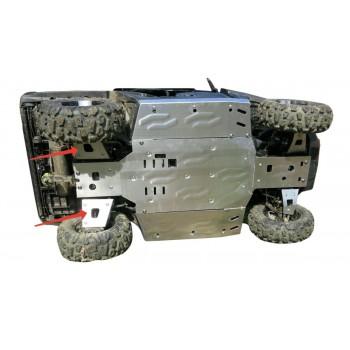 Защита задних рычагов Rival для CF Moto UTV Tracker 800 2013-2014, CF.0071-6