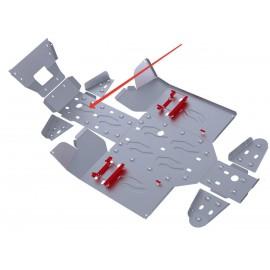 Защита переднего редуктора Rival для Stels UTV 800 Dominator 2012-2013, 4.6713.1-1
