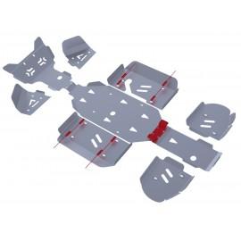 Комплект защит днища Rival для Kawasaki ATV KVF-750 2011-2012, 444.6901.1