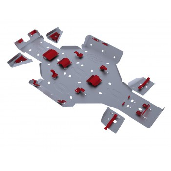 Комплект защит днища Rival для Artic Cat UTV Prowler 700 XTX 2010-, 444.7303.1