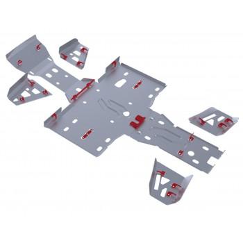 Комплект защит днища Rival для BaltMotors Jumbo 700 MAX 2012-, 444.8501.2