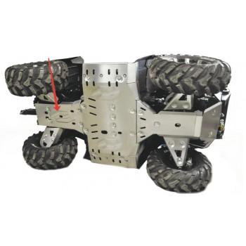 Защита заднего редуктора Rival для CF Moto ATV X8 2012-, CF.0012-4