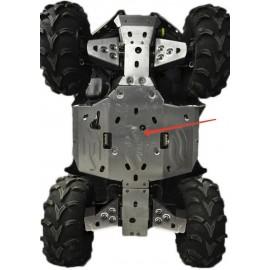 Защита картера и порогов Rival для Suzuki KingQuad LT-A750/LT-A500 2011-, 4.5501.1-2