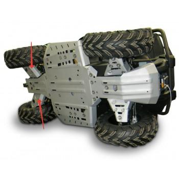Защита задних рычагов Rival для CF Moto ATV X4 2016-, 4.6868.1-5