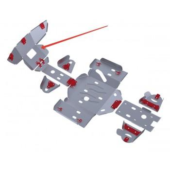 Защита радиатора Rival для Yaguzi ATV DF700 2012-, 4.8101.1-1