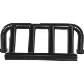 Защита рулевых тяг РИФ для УАЗ Буханка (под бампер РИФ и переходник для съемной лебедки)